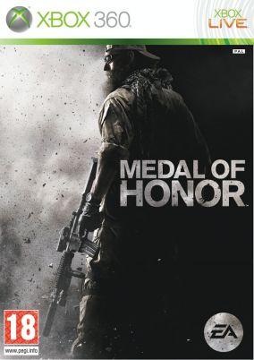 Copertina del gioco Medal of Honor 2010 per Xbox 360
