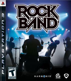 Copertina del gioco Rock Band per PlayStation 3
