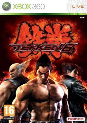 Immagine della copertina del gioco Tekken 6 per Xbox 360
