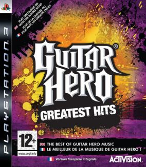 Copertina del gioco Guitar Hero: Greatest Hits per PlayStation 3