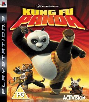 Copertina del gioco Kung Fu Panda per PlayStation 3