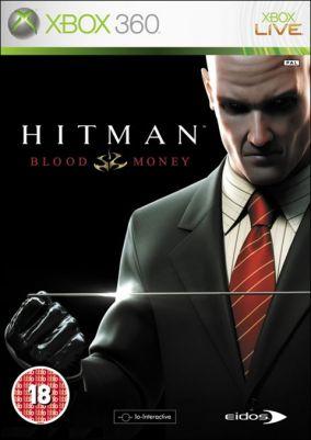 Copertina del gioco Hitman: Blood Money per Xbox 360