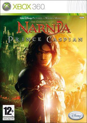 Copertina del gioco Le Cronache di Narnia: Il Principe Caspian per Xbox 360