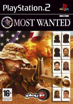 Immagine della copertina del gioco America's 10 Most Wanted per PlayStation 2