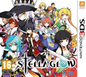 Copertina del gioco Stella Glow per Nintendo 3DS