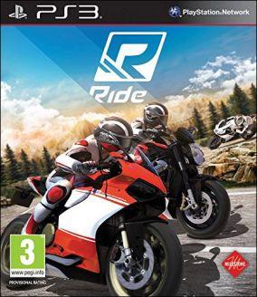 Copertina del gioco Ride per PlayStation 3