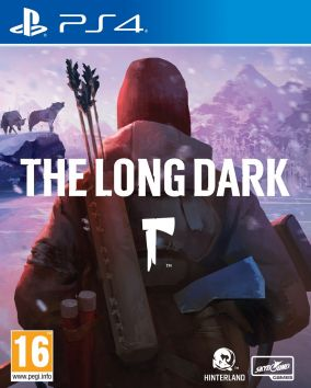 Copertina del gioco The Long Dark per PlayStation 4