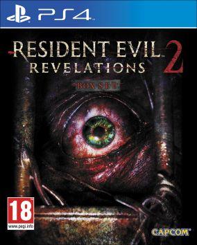 Immagine della copertina del gioco Resident Evil: Revelations 2 per PlayStation 4