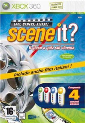 Copertina del gioco Scene It? Lights, Camera, Action per Xbox 360
