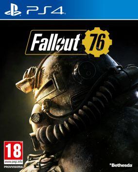 Immagine della copertina del gioco Fallout 76 per PlayStation 4