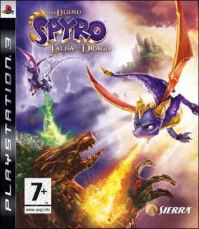 Copertina del gioco The Legend of Spyro: L'Alba del Drago per PlayStation 3