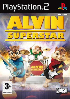 Copertina del gioco Alvin Superstar per PlayStation 2