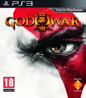 Copertina del gioco God of War III per PlayStation 3