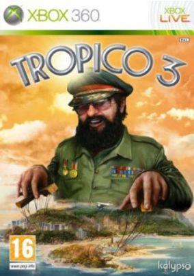 Copertina del gioco Tropico 3 per Xbox 360