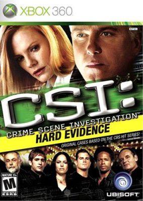 Immagine della copertina del gioco CSI: Prova Schiacciante per Xbox 360