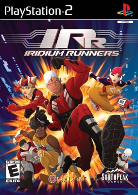 Copertina del gioco Iridium Runners per PlayStation 2