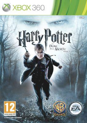 Copertina del gioco Harry Potter e i Doni della Morte per Xbox 360