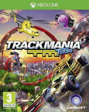Immagine della copertina del gioco Trackmania Turbo per Xbox One