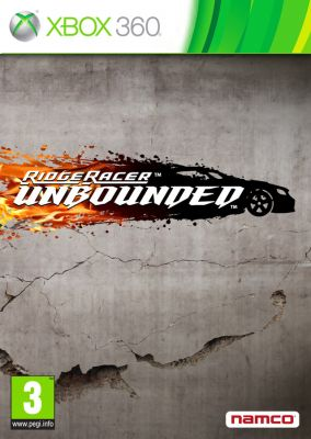 Copertina del gioco Ridge Racer Unbounded per Xbox 360