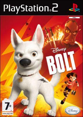 Copertina del gioco Bolt per PlayStation 2