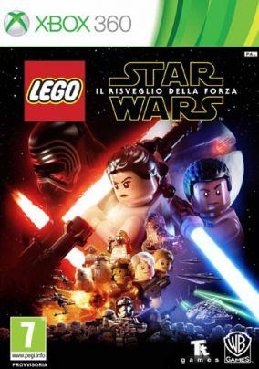 Copertina del gioco LEGO Star Wars: Il risveglio della Forza per Xbox 360