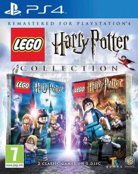 Immagine della copertina del gioco LEGO Harry Potter: Collection per PlayStation 4