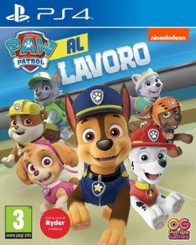 Immagine della copertina del gioco PAW Patrol: Al Lavoro per PlayStation 4