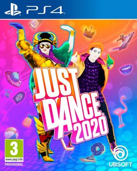 Copertina del gioco Just Dance 2020 per PlayStation 4
