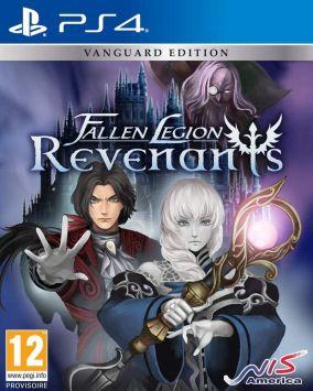 Immagine della copertina del gioco Fallen Legion Revenants per PlayStation 4