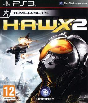 Copertina del gioco Tom Clancy's HAWX 2 per PlayStation 3