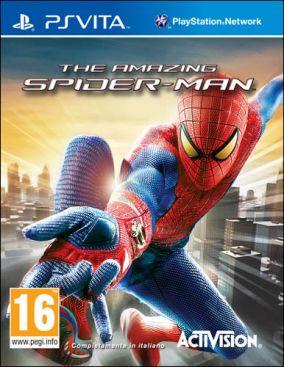 Copertina del gioco The Amazing Spider-Man per PSVITA
