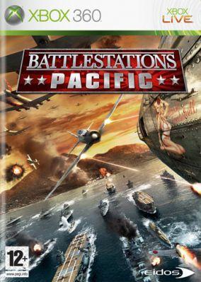 Copertina del gioco Battlestations: Pacific per Xbox 360