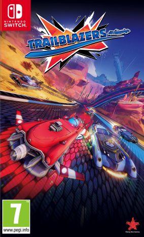 Immagine della copertina del gioco Trailblazers per Nintendo Switch