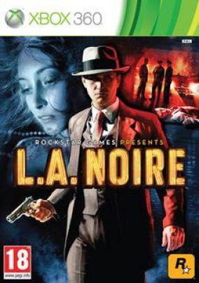 Copertina del gioco L.A. Noire per Xbox 360