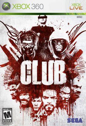 Copertina del gioco The Club per Xbox 360