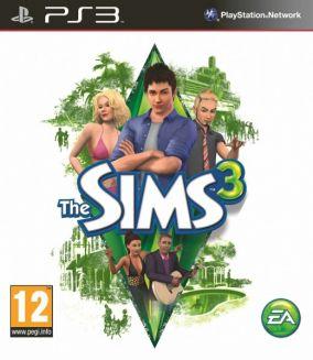 Copertina del gioco The Sims 3 per PlayStation 3