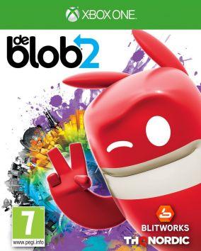 Immagine della copertina del gioco de Blob 2 per Xbox One