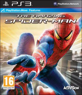 Copertina del gioco The Amazing Spider-Man per PlayStation 3