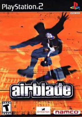 Copertina del gioco Airblade per PlayStation 2