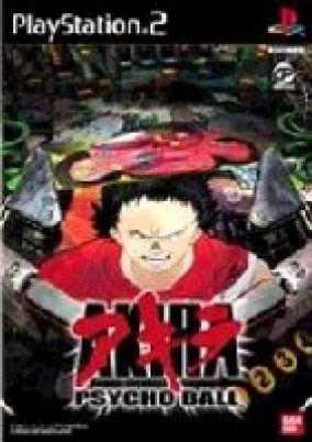 Immagine della copertina del gioco Akira psycho ball per PlayStation 2