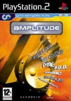 Immagine della copertina del gioco Amplitude per PlayStation 2