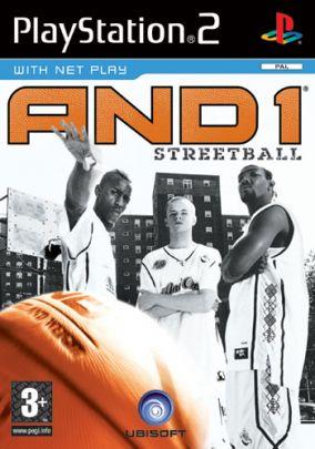 Copertina del gioco And 1 Streetball per PlayStation 2