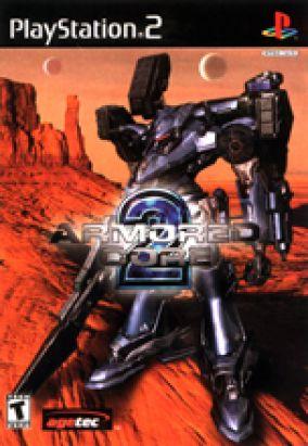 Copertina del gioco Armored Core 2 per PlayStation 2