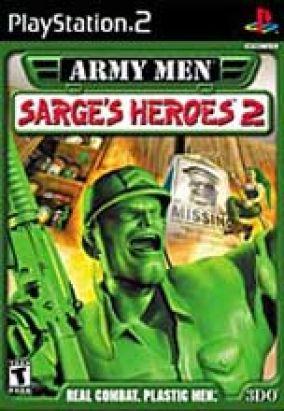 Copertina del gioco Army men Sarge's  Heroes 2 per PlayStation 2