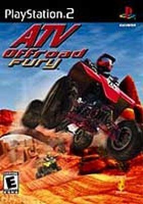 Copertina del gioco ATV Offroad Fury per PlayStation 2
