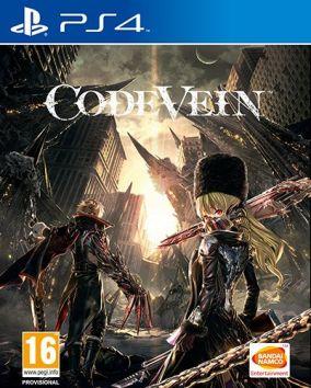 Immagine della copertina del gioco Code Vein per PlayStation 4