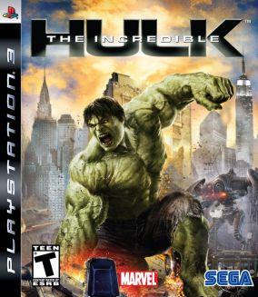 Copertina del gioco L'Incredibile Hulk per PlayStation 3