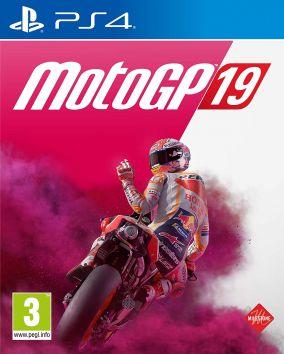 Immagine della copertina del gioco MotoGP 19 per PlayStation 4