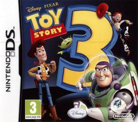 Immagine della copertina del gioco Toy Story 3 per Nintendo DS