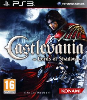 Copertina del gioco Castlevania Lords of Shadow per PlayStation 3